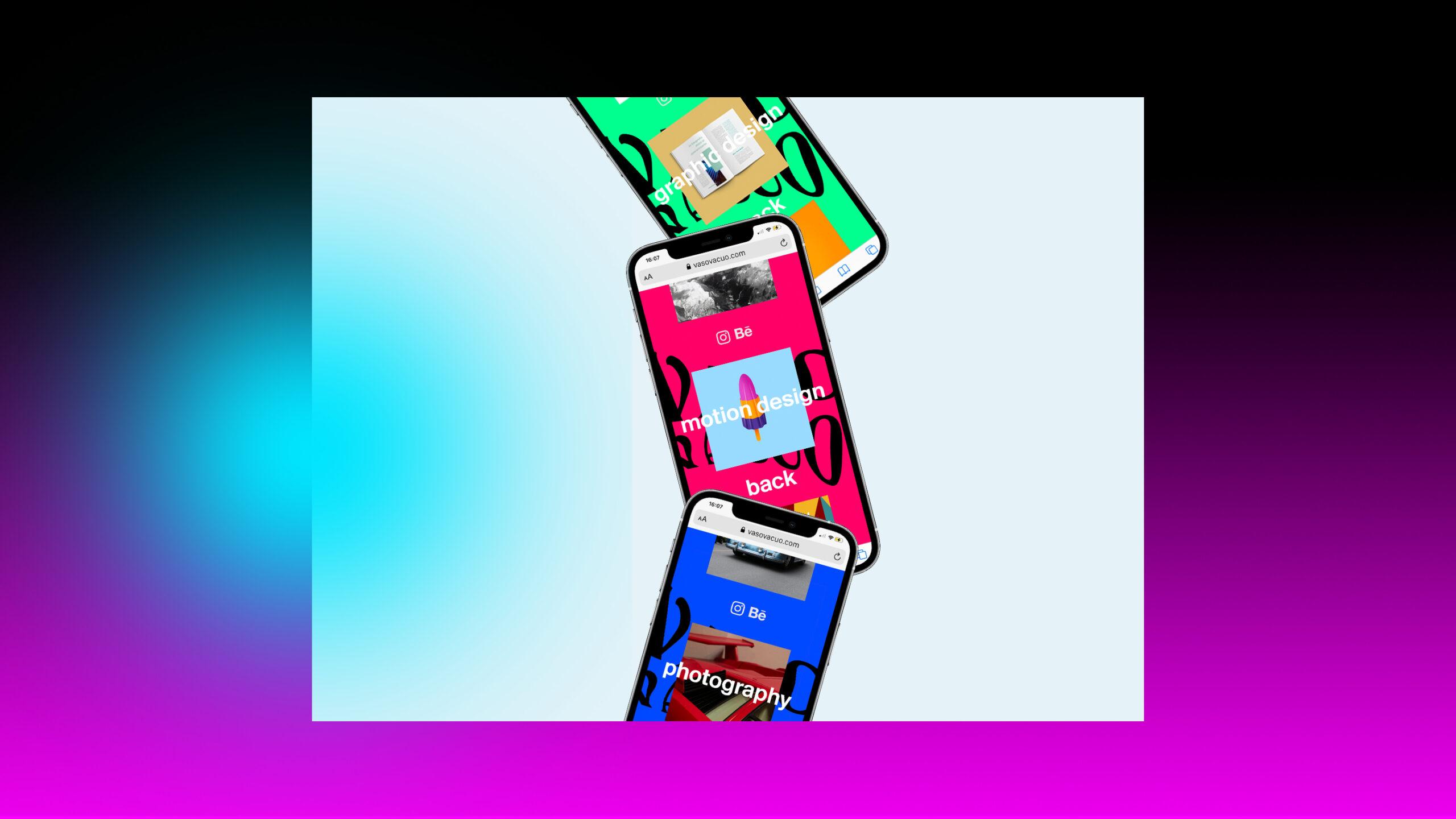 05 - mobile website